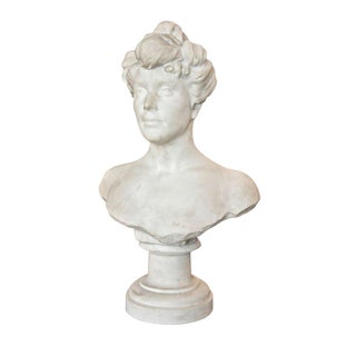 "Woman Bust ""Liberty"" 1905 For Sale"