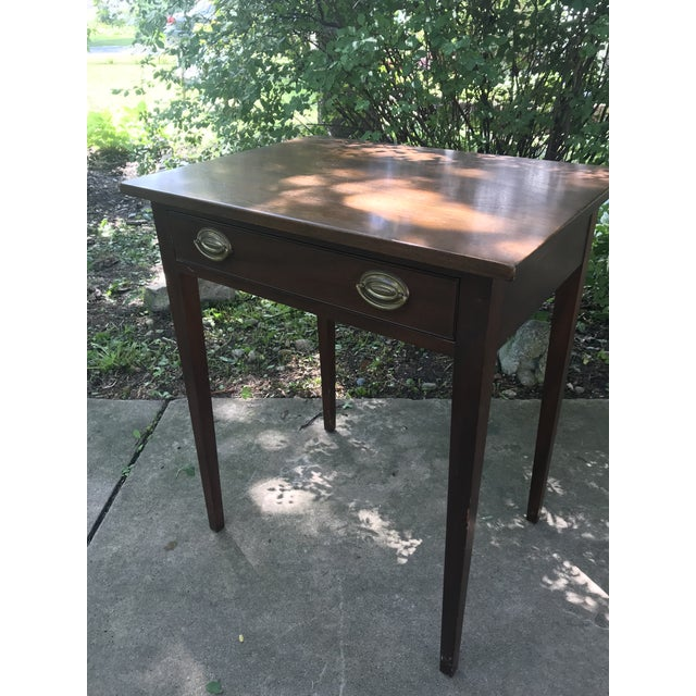 Early American Kittinger Table For Sale In Chicago - Image 6 of 9