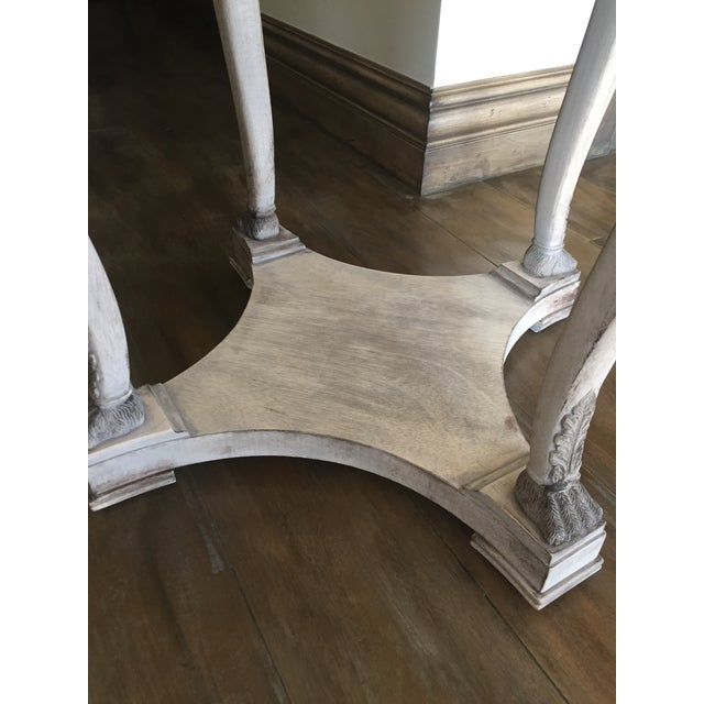 Kindel Oak Side Table - Image 4 of 8