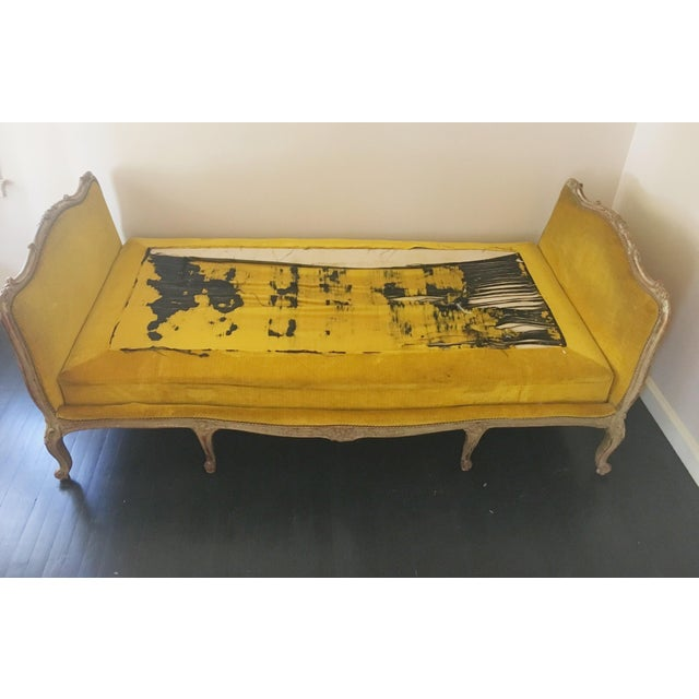 Antique Louis XV Daybed - Image 8 of 9