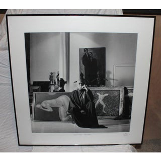 1987 Photograph of Geoffrey Holder by Lance Evans