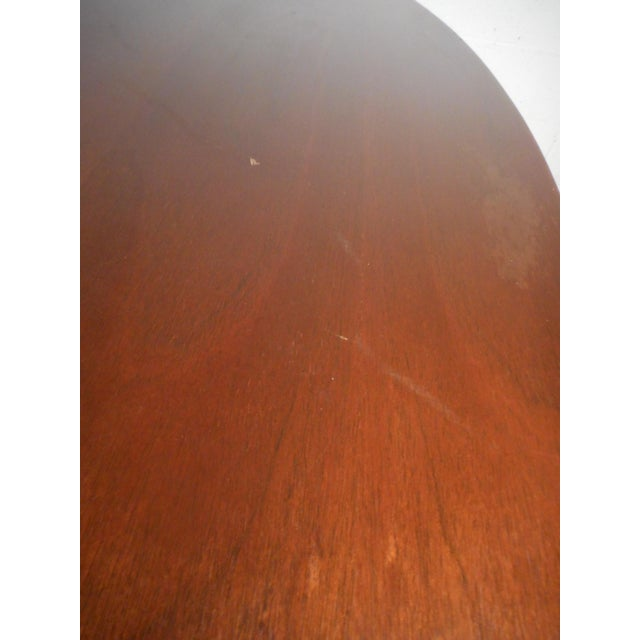 Midcentury Dining Table by Knoll For Sale - Image 10 of 13