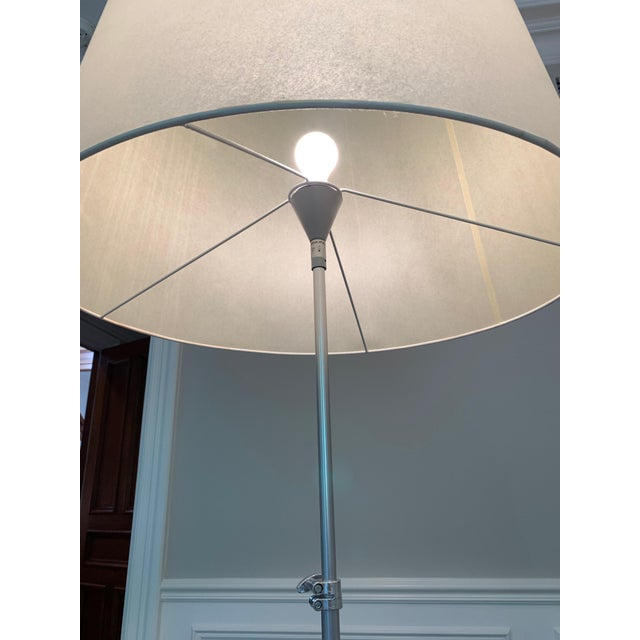 Italian Gilda Floor Lamp by Pallucco Italia with Shade For Sale - Image 3 of 5