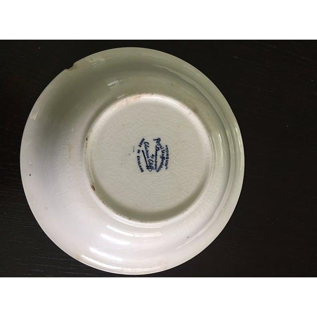 Blue & White Royal Staffordshire Bowl - Image 6 of 6