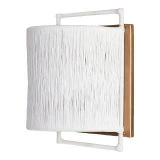 Drake Wall Sconce - White For Sale