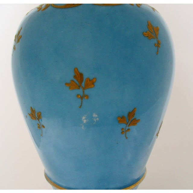 Maxant Porcelain Table Lamp For Sale In Los Angeles - Image 6 of 8