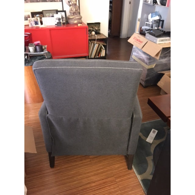 West Elm Sedgwick Recliner - Image 4 of 6