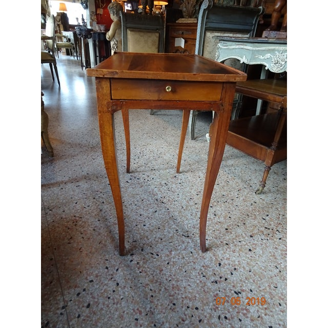 French 19th Century French Side Table For Sale - Image 3 of 12