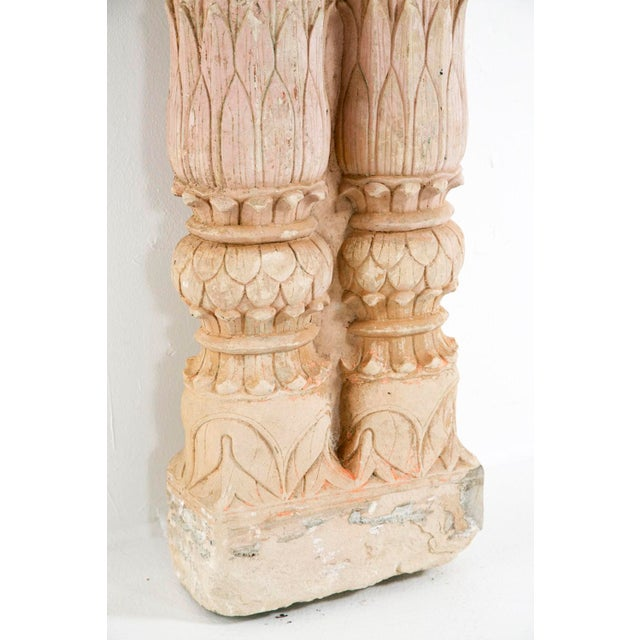 Early 19th Century South Asia Stone Architectural Element III For Sale - Image 4 of 6