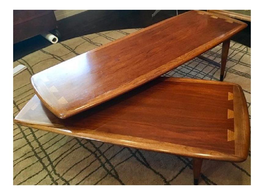 Lane Acclaim Coffee Table Switchblade No 0900 91 Chairish