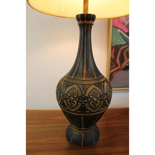 Mid-Century Modern Fortune Table Lamp - Image 6 of 7