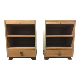 Mid-Century Nights Stands - a Pair