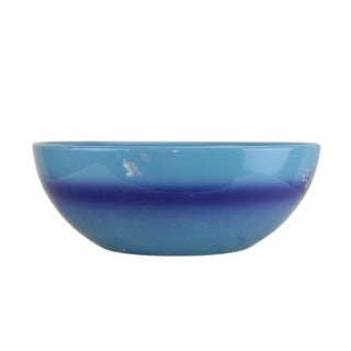 Pasargad DC Modern Navy Blue Motif Sink Bowl Preview
