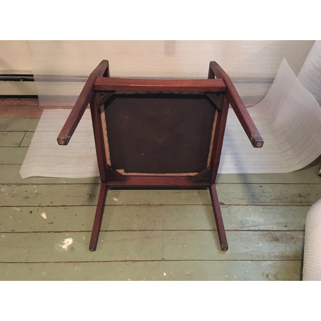 1960s Vintage Jens Risom 'Playboy' C-140 Side Chair For Sale In New York - Image 6 of 8