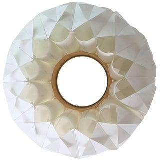 Le Klint Style Scandinavian Pendant Light For Sale