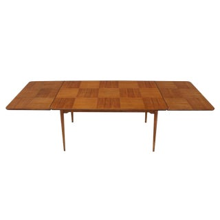 Rare Edmund Spence Dining Table