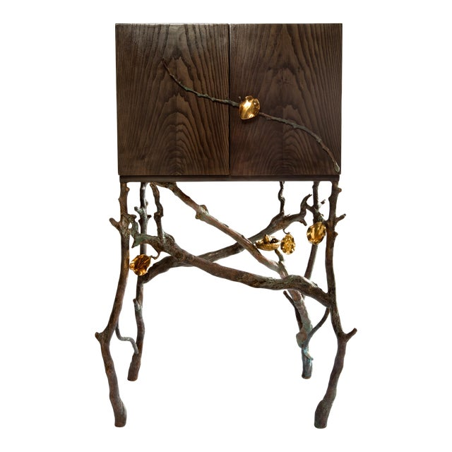 Christine Rouviere Small Nest Cabinet For Sale