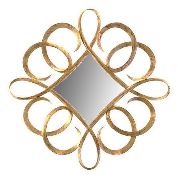 Christopher Guy Diamond Curl Mirror - Image 1 of 3