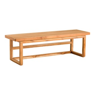 Ebb and Flow Olivia Bench For Sale