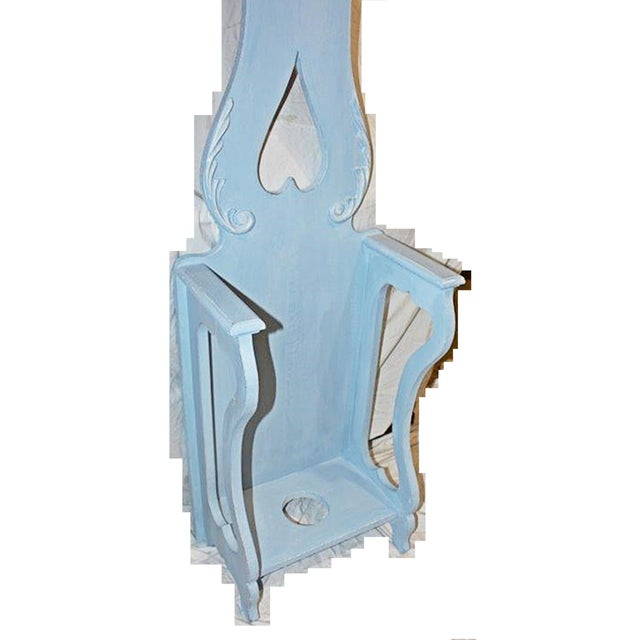 Antique Oak Coat Stand For Sale In West Palm - Image 6 of 6