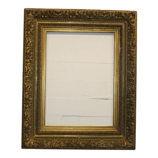 Antique Traditional Style Art Frame For Sale