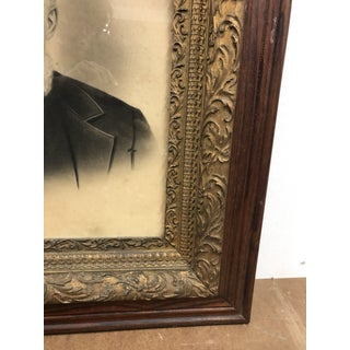 Antique Victorian Photographs - a Pair - Framed Husband & Wife Preview