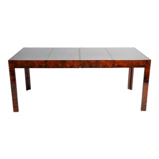 Hungarian Dining Table With Extensions For Sale
