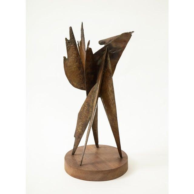 Brutalist Homer Gunn Brutalist Sculpture For Sale - Image 3 of 12