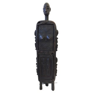 Dogon Ceremonial wood Box