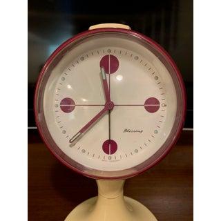West German Tulip Alarm Clock Preview