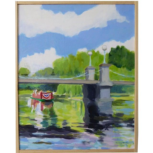 """""""Swan Boat"""" -Boston Public Garden - Image 1 of 5"""