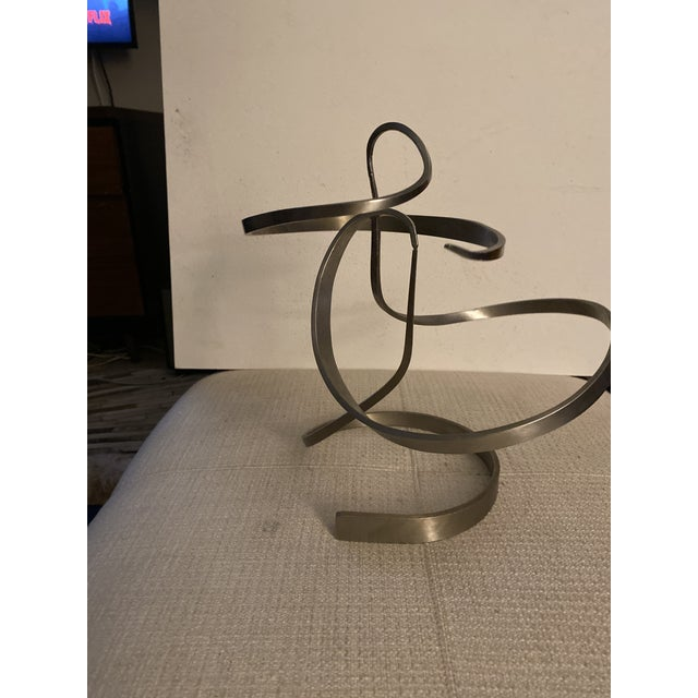 Abstract 1991 Michael Cutler Mobile Kinetic Sculpture For Sale - Image 3 of 12