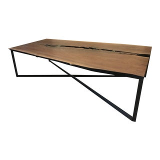 Uhuru Design Stitch Coffee Table For Sale
