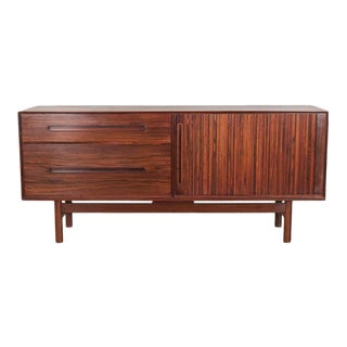1960s Scandinavian Rosewood Sideboard For Sale