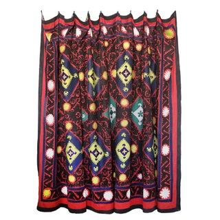 Majestic Multicolor Suzani Tapestry