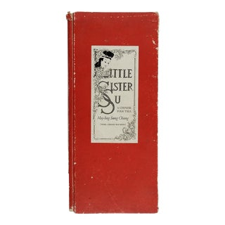"Mme. Chiang Kai-Shek ""Little Sister Su"" Book For Sale"
