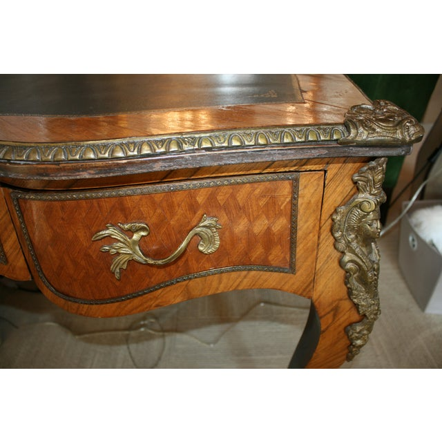 Louis XV Empire Writing Desk - Image 6 of 7