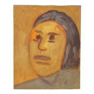 """Arthur J. Krakower """"Laurie"""" Original Oil Painting c.1998 For Sale"""