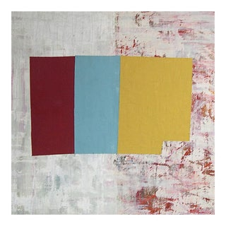 "Jean Feinberg ""R/Y/B"", Painting For Sale"