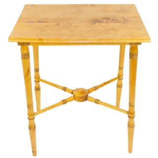 Renaissance Revival Breakfast Table For Sale