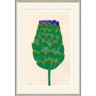 Thistle Art Print For Sale