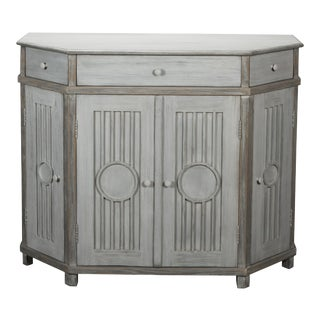 Sarreid Topnotch Bay Front Tall Sideboard For Sale