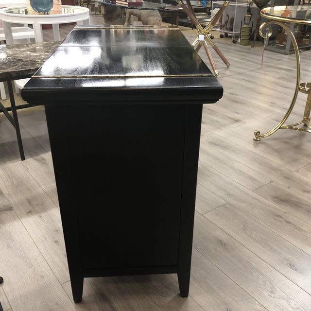 Midcentury Lacquered Bar For Sale In New York - Image 6 of 9