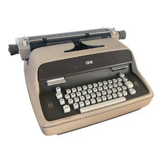 Vintage 1960s Ibm Model C Electric Typewriter For Sale