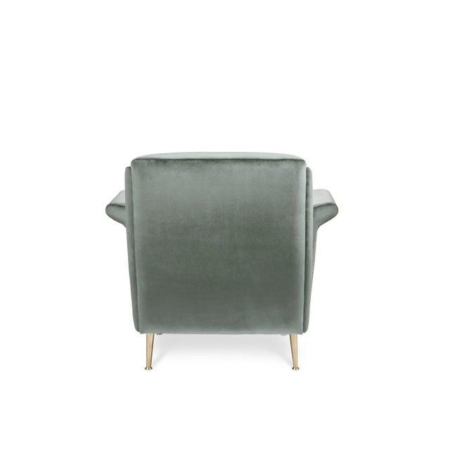 Covet Paris Bardot Armchair For Sale - Image 4 of 5