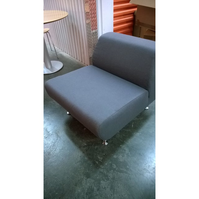 """""""Dafne"""" Design Within Reach Lounge Chair - Pair - Image 6 of 7"""