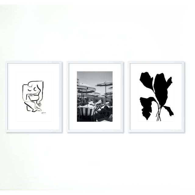 Minimalist Gallery Wall - Set of 3 For Sale - Image 9 of 9