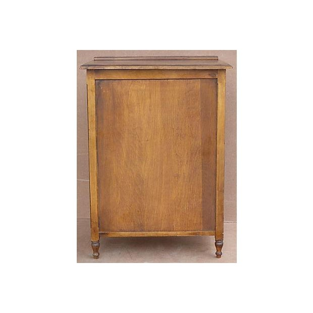 Vintage Adjustable Maple Wood Podium For Sale - Image 5 of 11