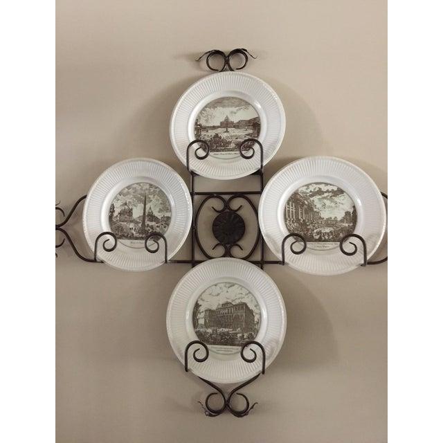 Wedgwood Wedgwood Piranesi Plates - Set of 6 For Sale - Image 4 of 4