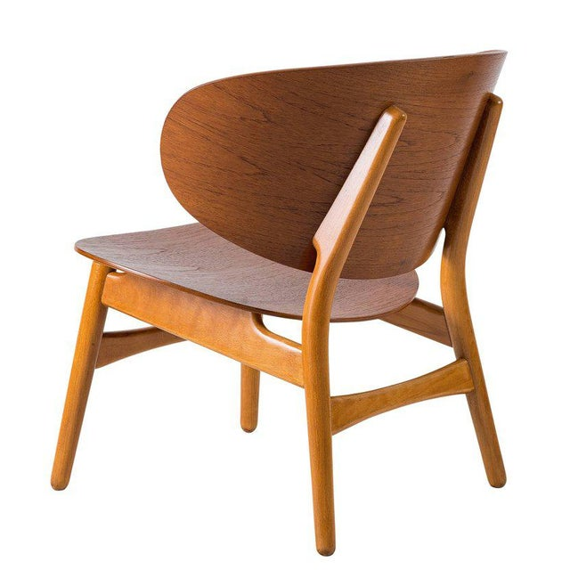 "Hans Wegner ""Shell"" Chair Model FH-1936 - Image 6 of 10"